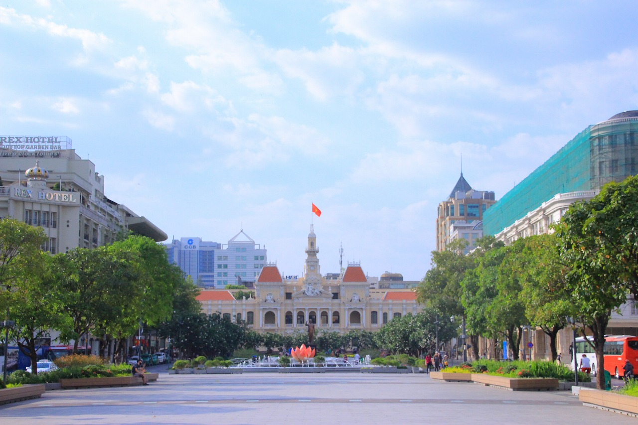 City Hall (people's Committee of Ho Chi Minh)